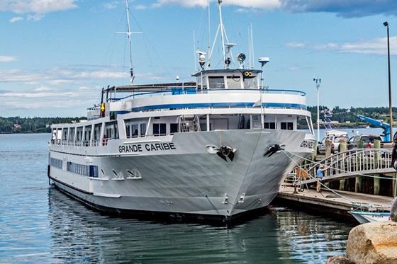 Kia Trois Rivières >> Itineraries Cruise Canada New England